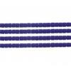 Delica 10/0 Rd Cobalt Blue Opaque
